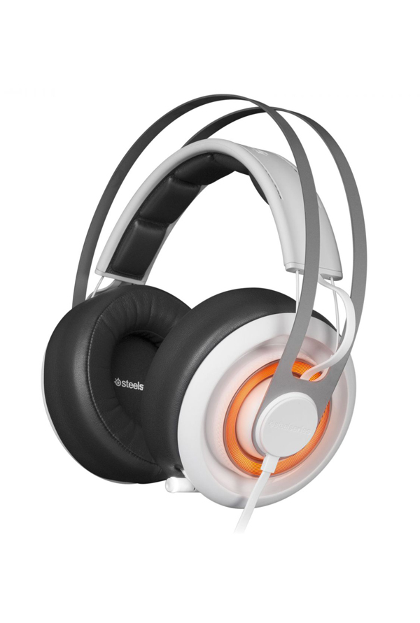 Steelseries Siberia 650 Gaming Headset (White) ราคา 7,290 บาท